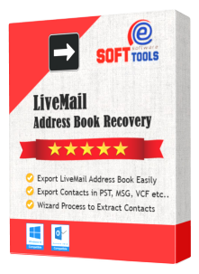 Export Live Mail Contacts to CSV